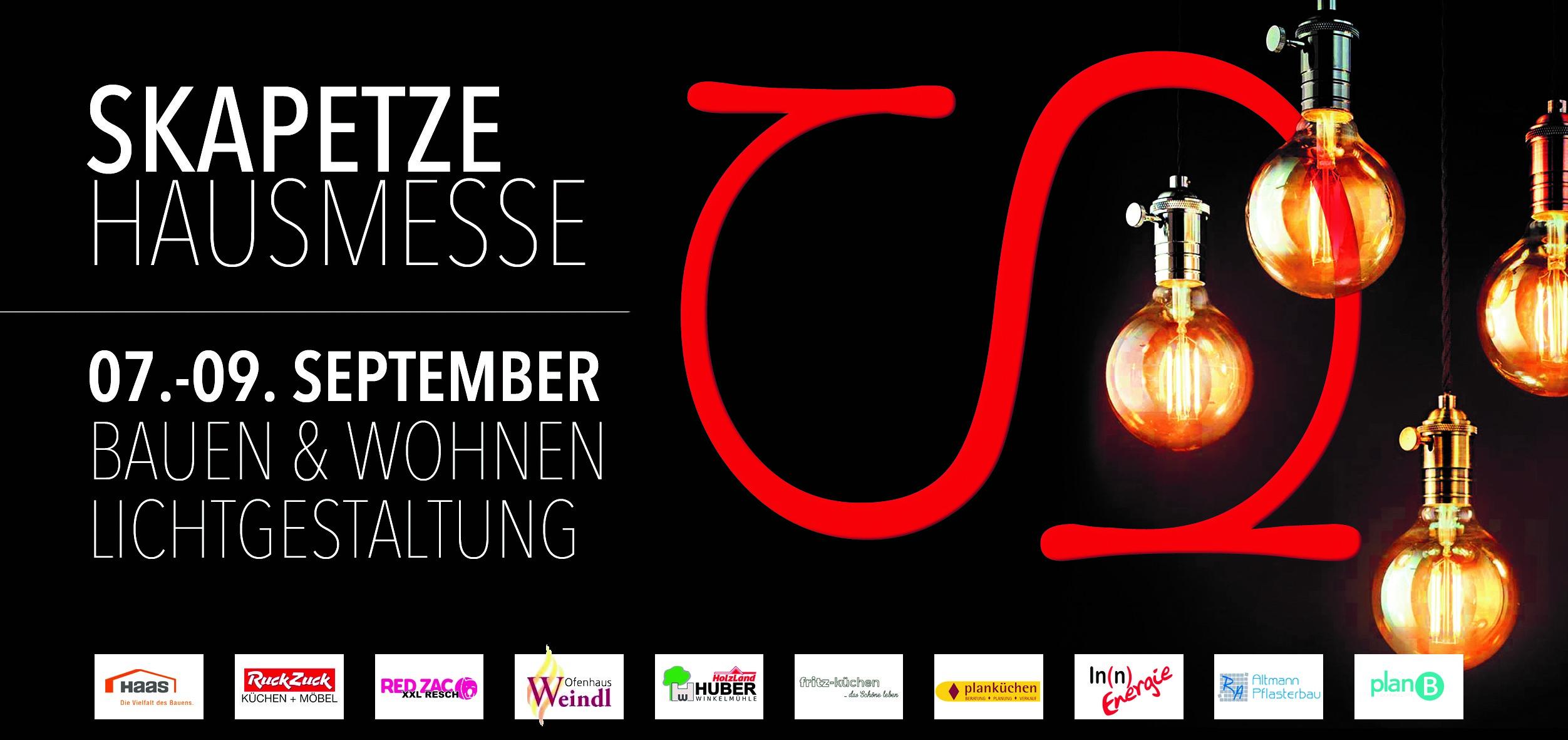 Skapetze Hausmesse Bayerns Grosstes Lichtfest Sts Braunau Simbach